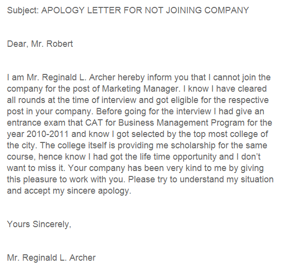 Sample Letter To Previous Employer For Rejoining from www.findwordletters.com