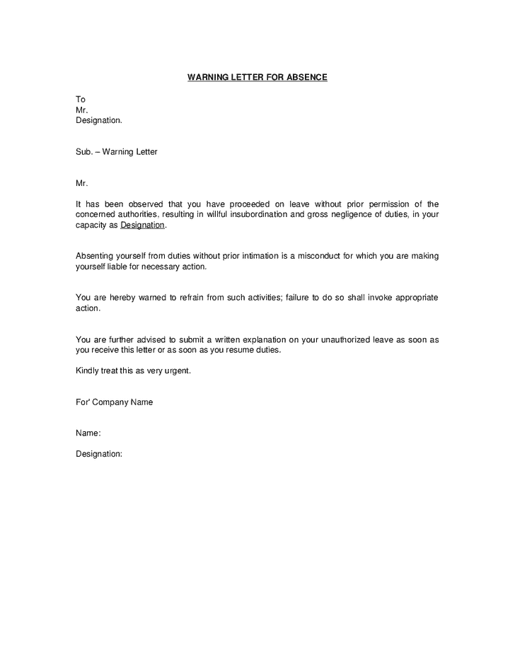 Letter Of Reprimand For Insubordination from www.findwordletters.com