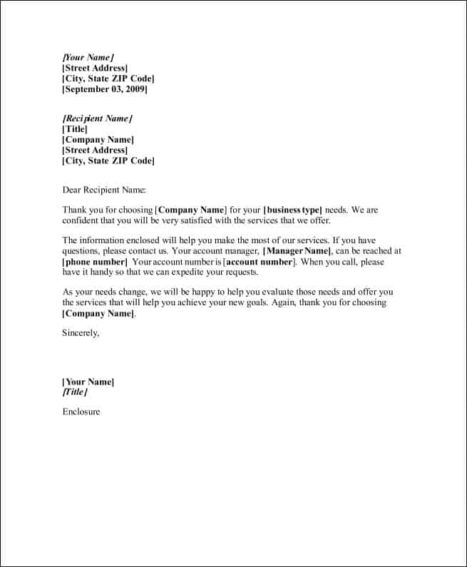 Welcome Letter To New Manager from www.findwordletters.com