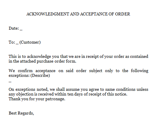 how to respond to application acknowledgement emails
